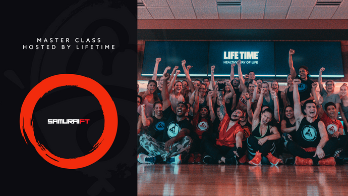 SamuraiFT Master Class Hosted By LIFETIME