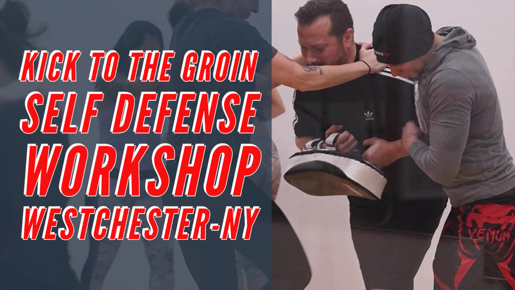 Kick to the Groin Self Defense Workshop