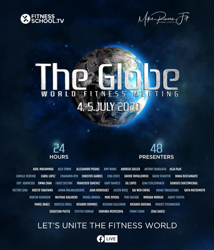 The Globe World Fitness Meeting