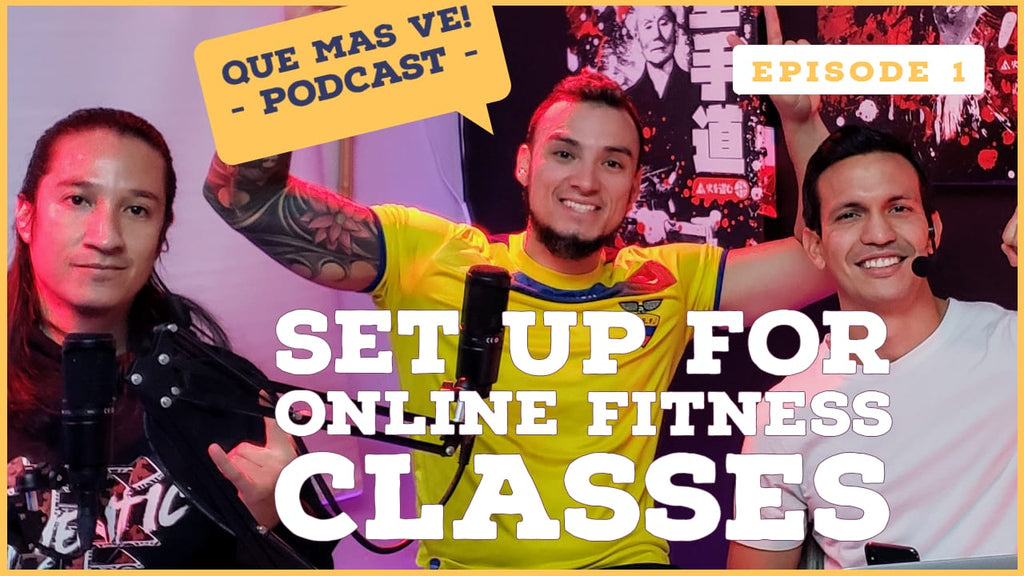 Setup for Online Fitness Classes - Fitness Instructors | Personal Trainers