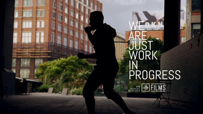 We Are Just Work in Progress (A SHORT FILM @ The High Line NYC)