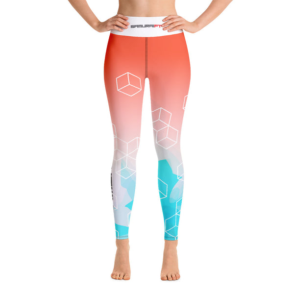 SamuraiFT Color Leggings