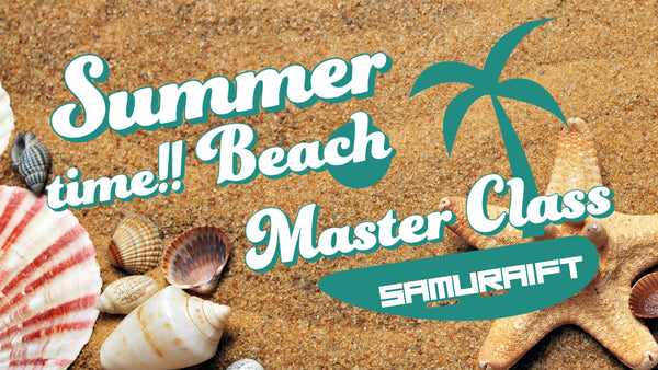 SamuraiFT Beach Outdoor Class