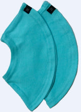 Turquoise Blue Cotton Nursing Slip Pair- 2nd Generation Basics