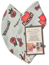 "Sensory ""Old School Mama"" Cotton Nursing Slip PAIR- 2nd Gen."