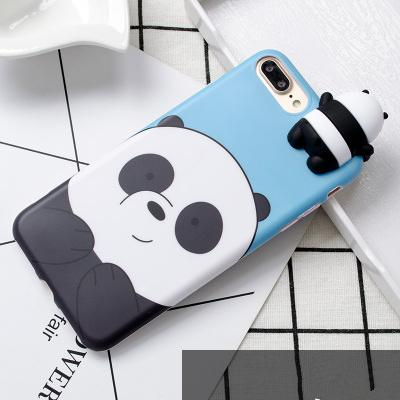 We Bare Bear iPhone Case - Folsom & Co