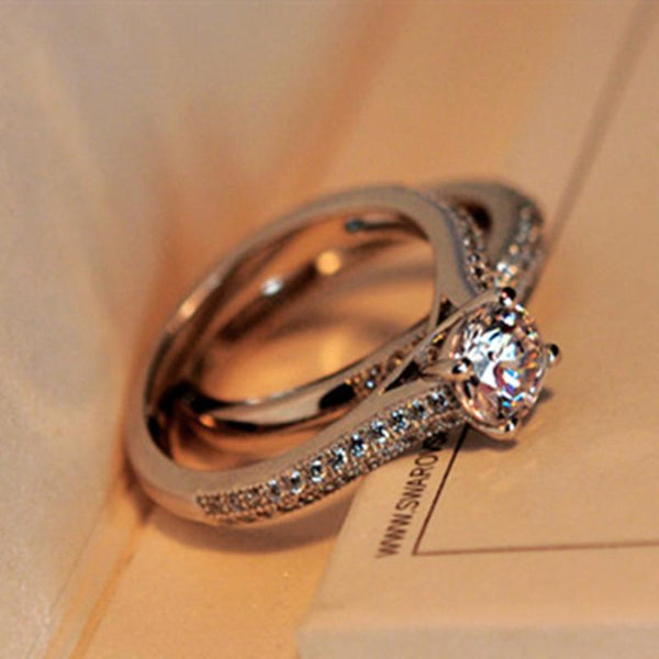 St. Marc's Engagement Ring