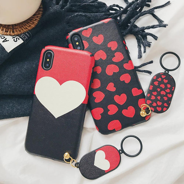 Queen of Hearts Phone Case