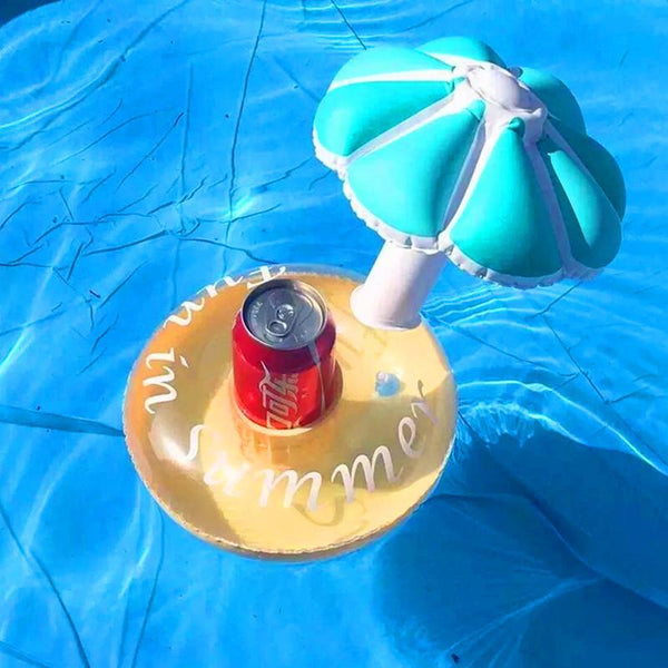 Mini Inflatable Cup Holder