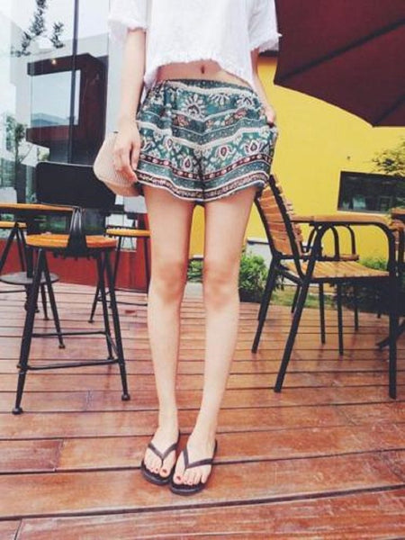 Philomena Summer Shorts