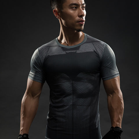 Batman VS Superman Compression Shirt