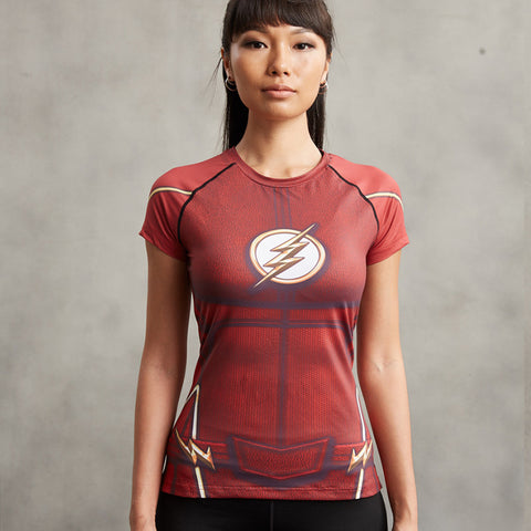 The Flash Women's Compression Shirt