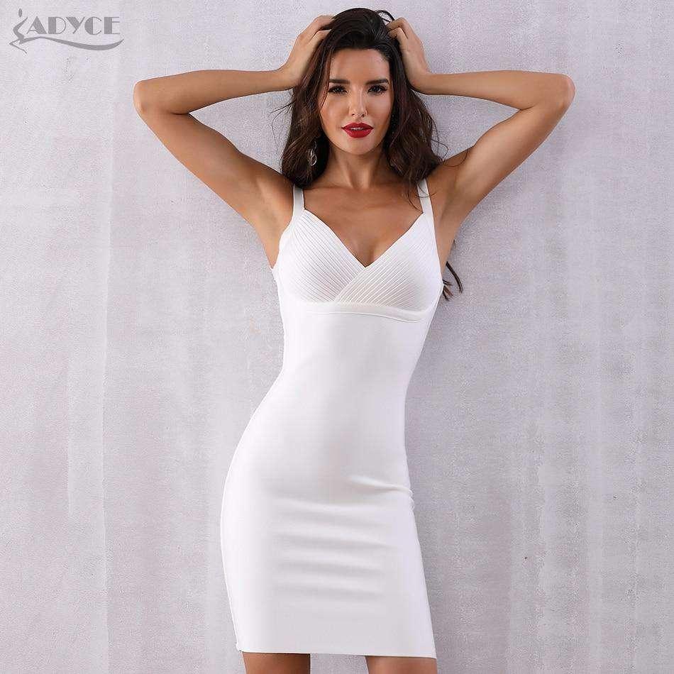 Party Bandage Dress