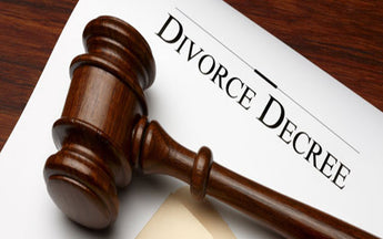 Over 45 sample documents for California divorce cases