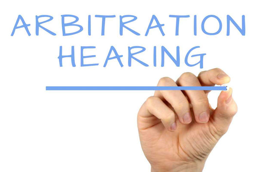 Sample arbitration brief for California.