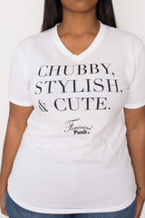 CHUBBY, STYLISH & CUTE