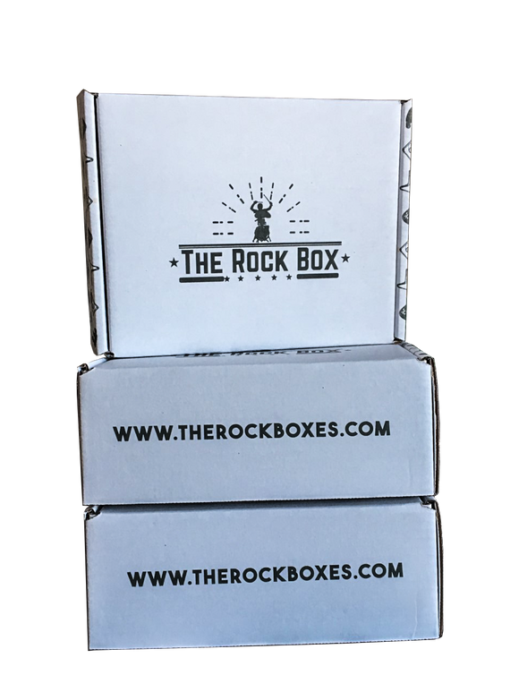 The Rock Box 3 Month Subscription