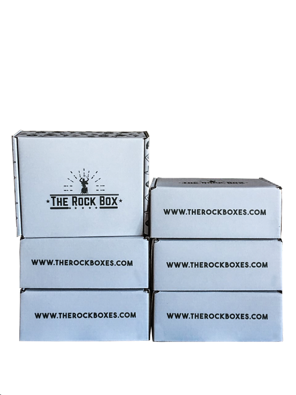 The Rock Box 6 Month Subscription