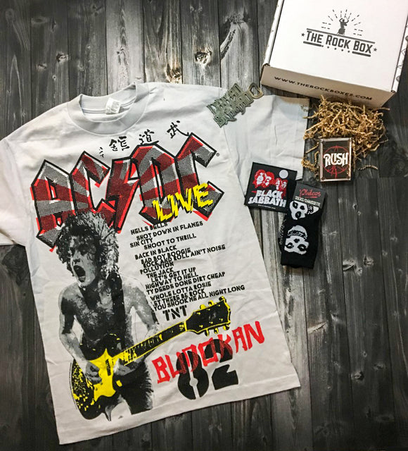 January Rock Box