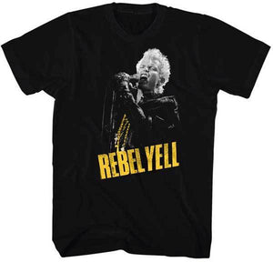 Billy Idol Rebel Yell T-Shirt