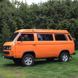 Vanagon / Transporter fender flare kit