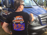 "Terrawagen ""Get your flare on"" T-shirt"