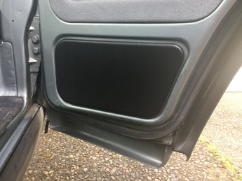 Vanagon inner door kick panel