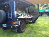 G-wagen Port-A-Prep camp table
