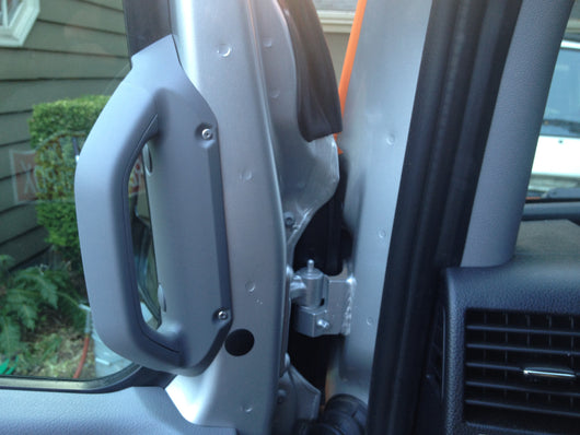 Sprinter grab handle kit