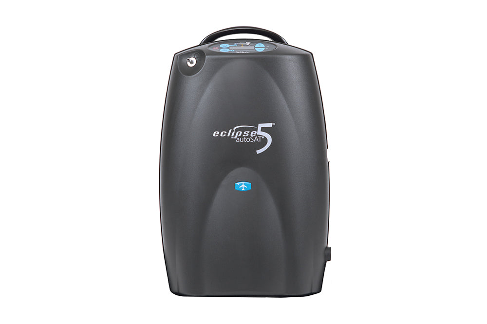 Eclipse 5 Transportable Oxygen Concentrator - 2 Batteries