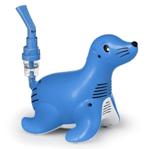 Respironics Sami the Seal Compressor Nebulizer System