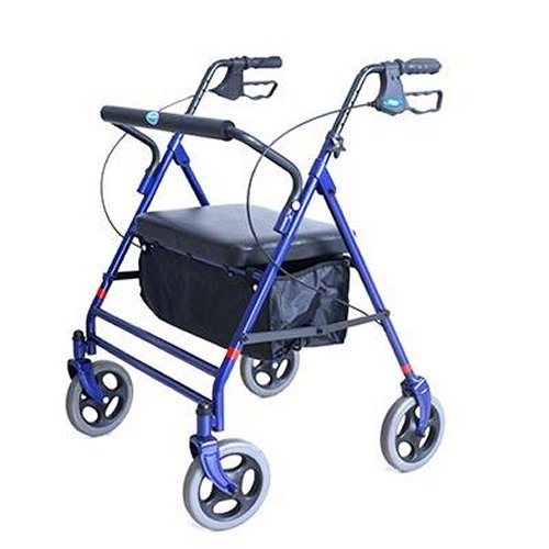 Bariatric Rollator 500 lb Weight Limit