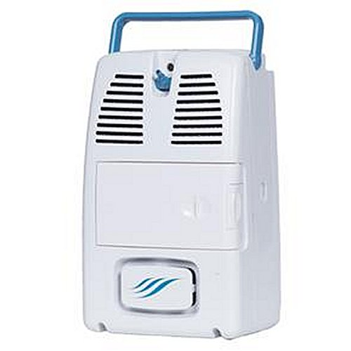 FreeStyle 5 Portable Oxygen Concentrator - Two Batteries