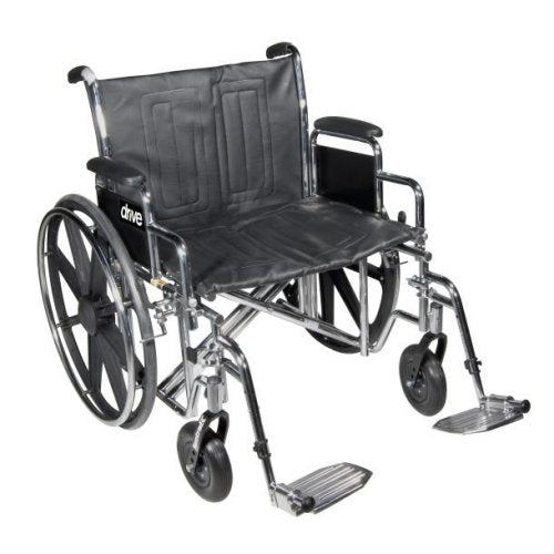 Heavy Duty Bariatric Wheelchair Rental