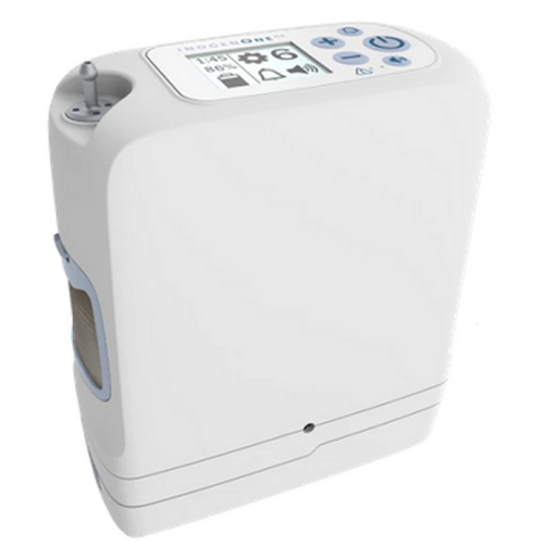 Inogen G5 Portable Oxygen Concentrator w/16 cell Extended Battery