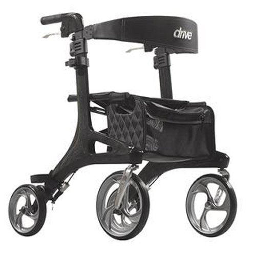 Nitro Elite CF, Carbon Fiber Rollator Extremely Light Weight
