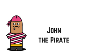 John the Pirate Profile