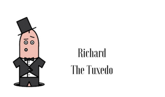 Richard the Tuxedo