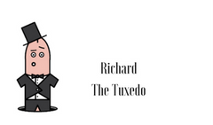 Richard the Tuxedo Character Description