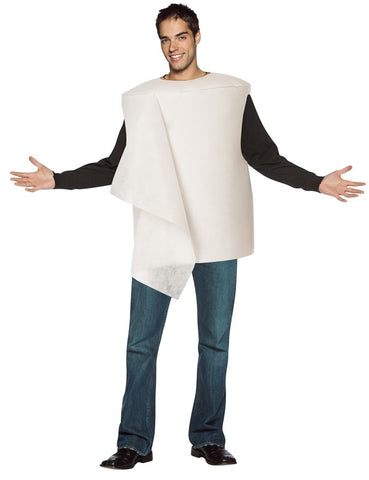 toilet paper costume halloween