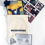 Richard the Tuxedo packaging WoodHoods penis outfit