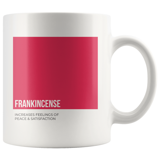 Oily Mug: Frankincense (Young Living Inspired)