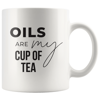 Oils Are My Cup Of Tea