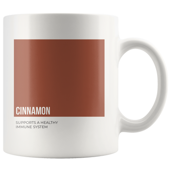 Oily Mug: Cinnamon (Inspired by Young Living)