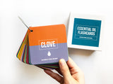 NEW Fun, Sassy and Wonderful Essential Oil Flashcards for Everyone!