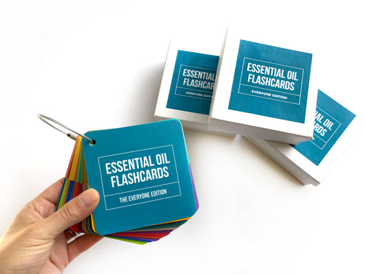 Essential Oil Flashcards for Everyone 3-Pack
