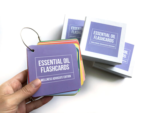 doTERRA Inspired Flashcards 3-Pack
