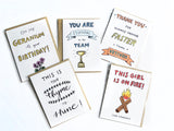 Essential Oil Greeting Card 10-Pack