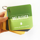 doTERRA Inspired Flashcards for Enrollment Starter Kits