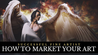 Successful Fine Artist in 2018: How to market your ART and Personal Branding for Artists